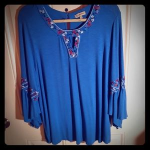 Ladies Top,blouse.